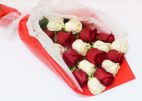 Enviar ramos de rosas a domicilio en Concepción