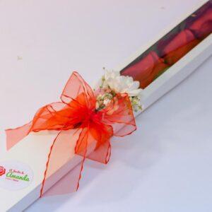 Enviar rosas a domicilio; Caja de 3 rosas