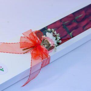 Enviar flores a domicilio; Caja 12 rosas