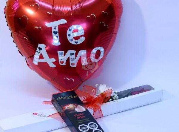 Enviar rosas a domicilio en Concepción y alrededores